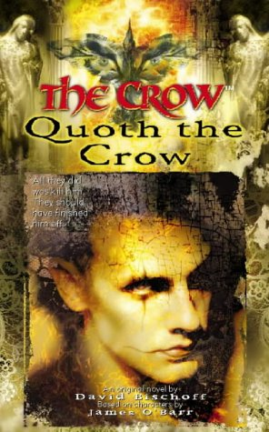 9780006483649: The Crow - Quoth the Crow