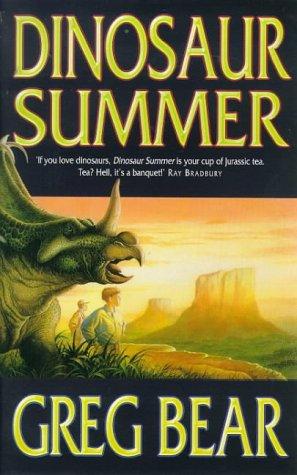 9780006483670: DINOSAUR SUMMER.