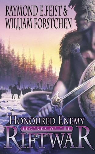 9780006483885: Honoured Enemy: Legends of the Riftwar Bk. 1