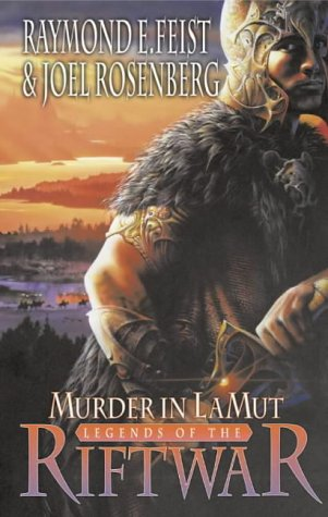 9780006483892: Murder in Lamut (Legends of the Riftwar, Book 2)