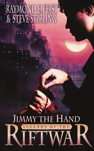 9780006483908: Jimmy the Hand (Legends of the Riftwar)