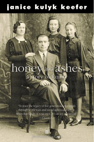 9780006485049: Honey and Ashes: a Story of Family