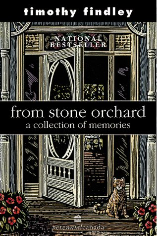 9780006485063: From Stone Orchard: A collection of memories
