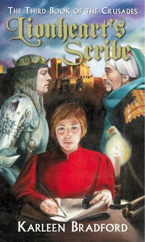 9780006485117: Lionheart's Scribe: The Third Book of the Crusades