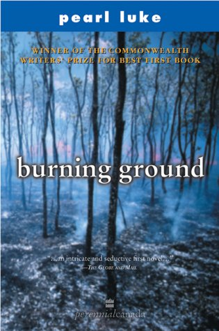 9780006485285: Burning Ground Tpb