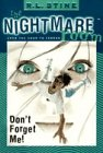 9780006485520: Don't Forget Me (Nightmare Room)