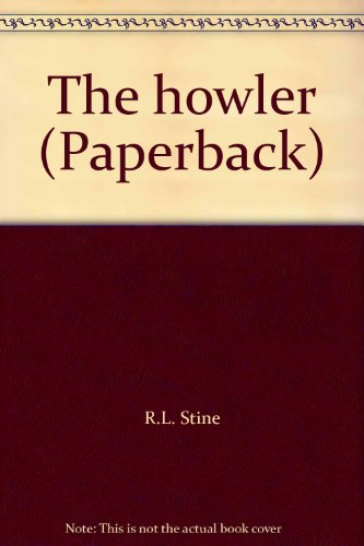 9780006485803: The howler (Paperback)