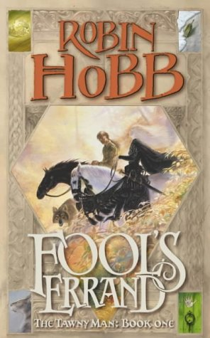 9780006486015: Fool's Errand (The Tawny Man Trilogy, Book 1): Book One of the Tawny Man: 1/3