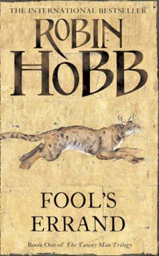Fool's Errand (The Tawny Man Trilogy, Book: Hobb, Robin