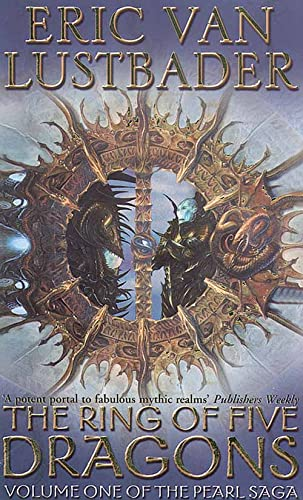 9780006486077: The Ring of Five Dragons (Pearl Saga)
