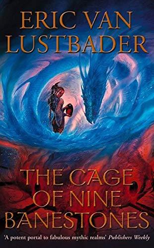 9780006486091: The Cage of Nine Banestones: The Pearl Saga Volume Three