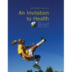 9780006486862: An Invitation to Health, Brief- W/CD
