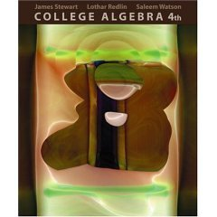 9780006487777: College Algebra- Text Only