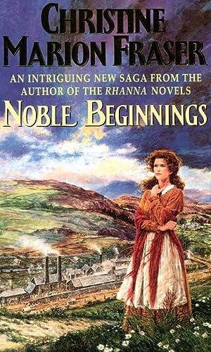 Noble Beginnings (9780006490135) by Christine M. Fraser
