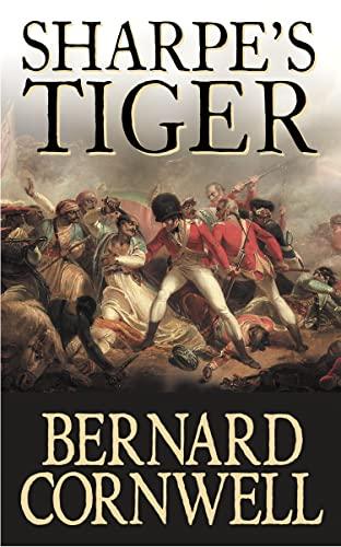 9780006490357: Sharpe's Tiger: Richard Sharpe and the Siege of Seringapatam, 1799 [Sharpe 1]