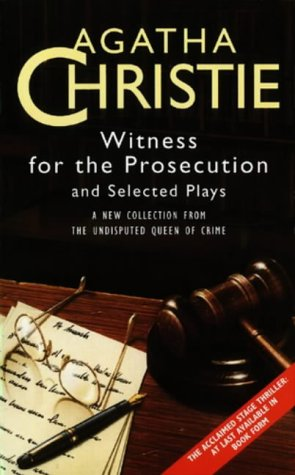 9780006490456: Witness for the Prosecution: And Selected Plays