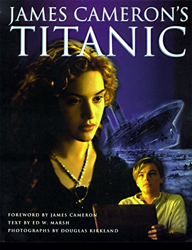 an analysis of the cover box image for the movie titanic by james cameron Known for movies like 'titanic', and 'avatar', james cameron is an 'academy award'-winning is the most famous movie made by cameron - james.