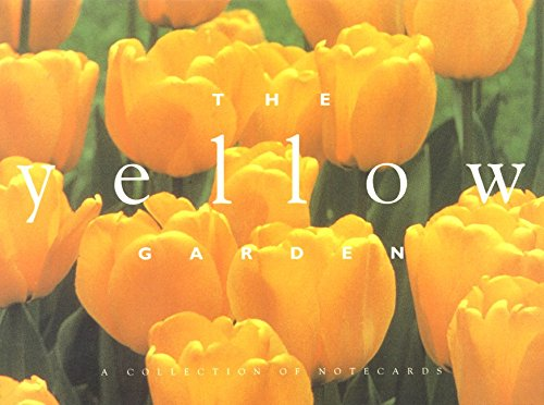 9780006491439: Yellow Garden: Notecards