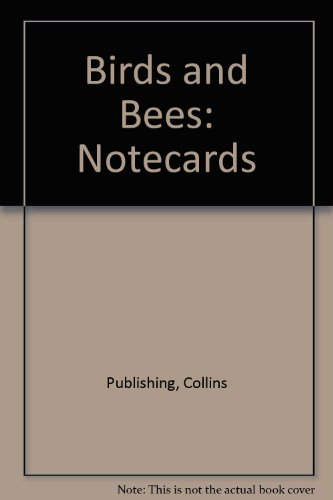 9780006491521: Birds and Bees: Notecards
