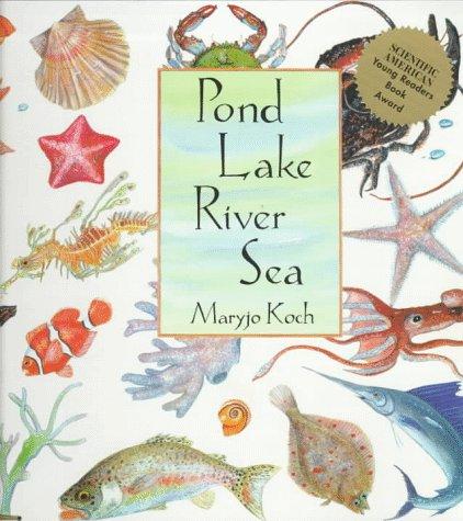9780006492184: Pond Lake River Sea