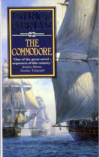 The Commodore by O'Brian, Patrick