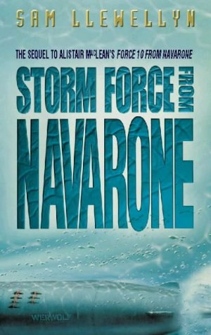 9780006496250: Storm Force from Navarone