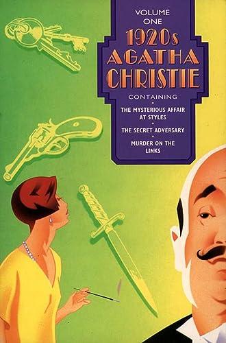 9780006496304: Agatha Christie Omnibus I: The Twenties: