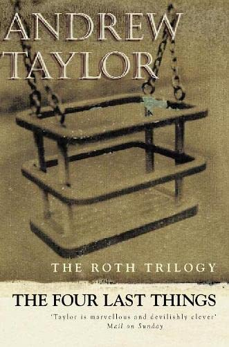 9780006496533: The Four Last Things (The Roth Trilogy)