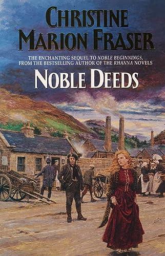 9780006496991: Noble Deeds