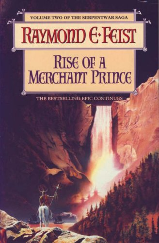 9780006497004: Rise of a Merchant Prince (The Serpentwar Saga, Book 2)