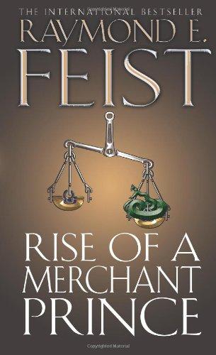 9780006497011: Rise of a Merchant Prince (The Serpentwar Saga, Book 2): Serpentwar Saga Bk. 2