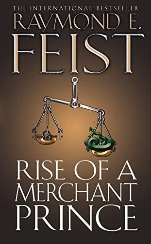 9780006497011: Rise of a Merchant Prince (The Serpentwar Saga) (Bk. 2)