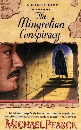 9780006497783: The Mingrelian Conspiracy (A Mamur Zapt Mystery)