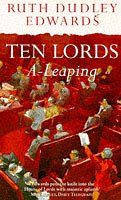 9780006498056: Ten Lords A-Leaping (Robert Amiss Mysteries 6)