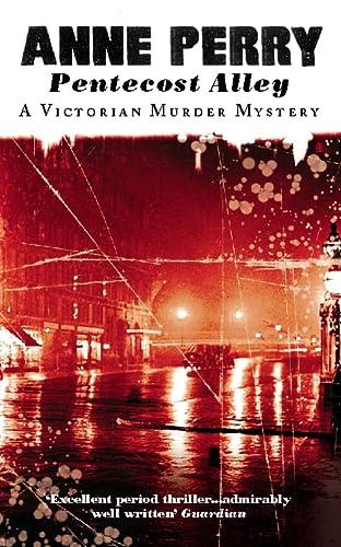 9780006498186: Pentecost Alley (A Victorian murder mystery)