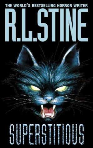 Superstitious (0006498396) by R.L. STINE