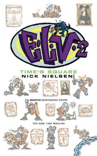 9780006498896: E.L.V.: Time's Square Bk. 2