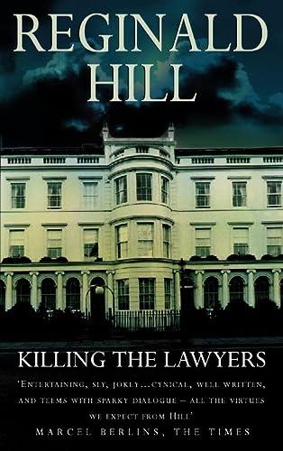 9780006499015: Killing the Lawyers: A Joe Sixsmith Novel