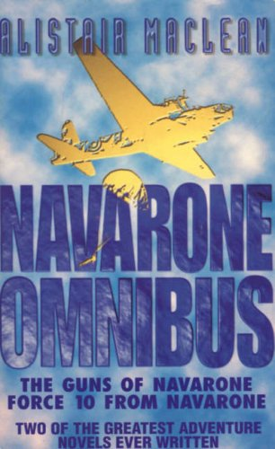 9780006499107: Navarone Omnibus: Guns of Navarone, Force 10 from Navarone