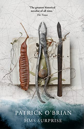 9780006499176: HMS Surprise