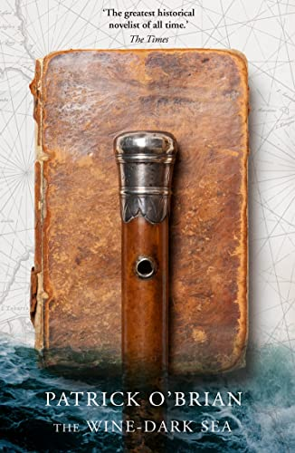 9780006499312: The Wine-Dark Sea (Aubrey/Maturin Series)