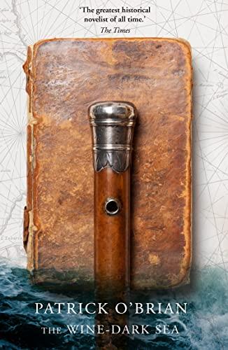 9780006499312: The Wine-Dark Sea (Aubrey/Maturin)