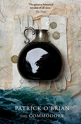9780006499329: The Commodore