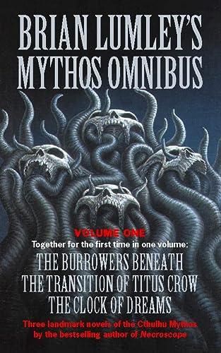 9780006499374: Brian Lumley's Mythos Omnibus, Vol. 1