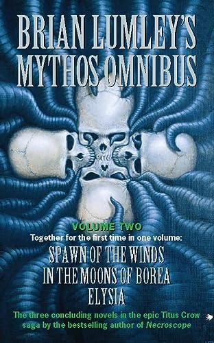 9780006499381: Brian Lumley's Mythos Omnibus,  Vol. 2