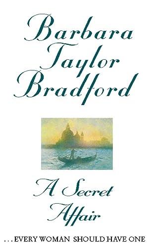 9780006499589: A Secret Affair