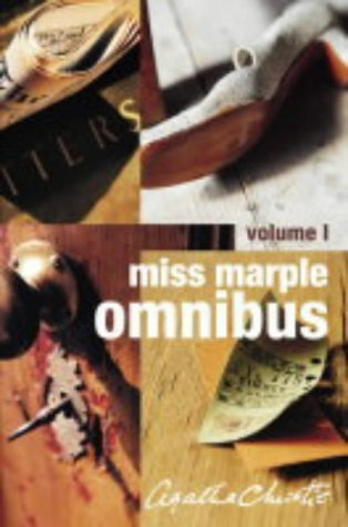"9780006499596: Miss Marple Omnibus: Volume One (Miss Marple): ""Body in the Library"", ""Moving Finger"", ""Murder Is Announced"", ""4.50 from Paddington"" Vol 1"