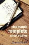 9780006499626: Miss Marple: the Complete Short Stories