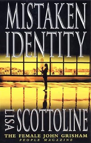 9780006499954: Mistaken Identity