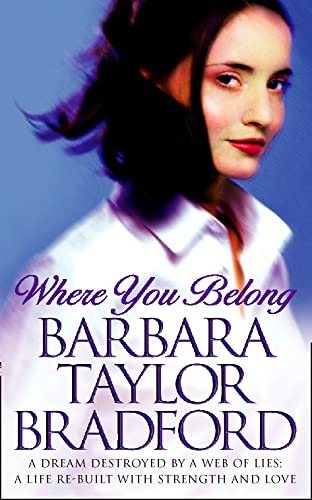 9780006510901: Where You Belong